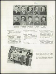 Page 10, 1948 Edition, Aurora High School - A Roar In Yearbook (Aurora, NE) online yearbook collection