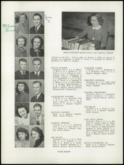 Page 12, 1948 Edition, Aurora High School - A Roar In Yearbook (Aurora, NE) online yearbook collection