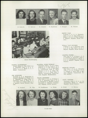 Page 14, 1948 Edition, Aurora High School - A Roar In Yearbook (Aurora, NE) online yearbook collection