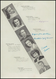 Page 13, 1947 Edition, Falls City High School - Orange and Black Yearbook (Falls City, NE) online yearbook collection