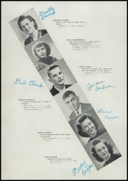 Page 14, 1947 Edition, Falls City High School - Orange and Black Yearbook (Falls City, NE) online yearbook collection