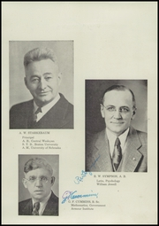 Page 7, 1947 Edition, Falls City High School - Orange and Black Yearbook (Falls City, NE) online yearbook collection