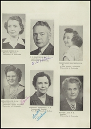 Page 9, 1947 Edition, Falls City High School - Orange and Black Yearbook (Falls City, NE) online yearbook collection