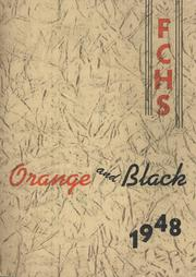 1948 Edition, Falls City High School - Orange and Black Yearbook (Falls City, NE)
