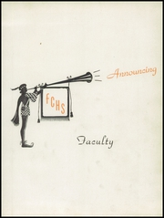 Page 7, 1949 Edition, Falls City High School - Orange and Black Yearbook (Falls City, NE) online yearbook collection