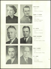 Page 10, 1951 Edition, Falls City High School - Orange and Black Yearbook (Falls City, NE) online yearbook collection