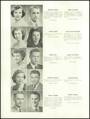 Page 14, 1951 Edition, Falls City High School - Orange and Black Yearbook (Falls City, NE) online yearbook collection