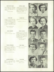 Page 15, 1951 Edition, Falls City High School - Orange and Black Yearbook (Falls City, NE) online yearbook collection