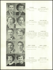 Page 16, 1951 Edition, Falls City High School - Orange and Black Yearbook (Falls City, NE) online yearbook collection