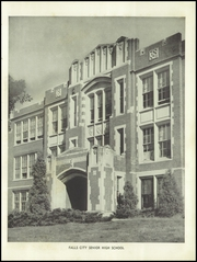 Page 5, 1951 Edition, Falls City High School - Orange and Black Yearbook (Falls City, NE) online yearbook collection
