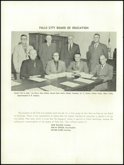 Page 6, 1951 Edition, Falls City High School - Orange and Black Yearbook (Falls City, NE) online yearbook collection