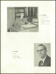Page 8, 1951 Edition, Falls City High School - Orange and Black Yearbook (Falls City, NE) online yearbook collection