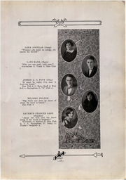 Page 13, 1925 Edition, Auburn High School - Scarlet and Green Yearbook (Auburn, NE) online yearbook collection