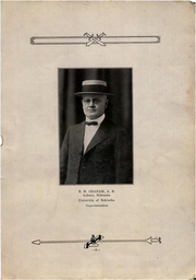 Page 3, 1925 Edition, Auburn High School - Scarlet and Green Yearbook (Auburn, NE) online yearbook collection