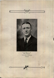 Page 4, 1925 Edition, Auburn High School - Scarlet and Green Yearbook (Auburn, NE) online yearbook collection