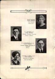 Page 6, 1925 Edition, Auburn High School - Scarlet and Green Yearbook (Auburn, NE) online yearbook collection