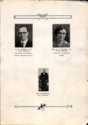 Page 7, 1925 Edition, Auburn High School - Scarlet and Green Yearbook (Auburn, NE) online yearbook collection
