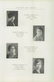 Page 15, 1927 Edition, Auburn High School - Scarlet and Green Yearbook (Auburn, NE) online yearbook collection