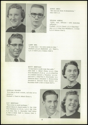 Page 12, 1959 Edition, Cozad High School - Haymaker Yearbook (Cozad, NE) online yearbook collection