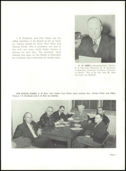 Page 11, 1949 Edition, Broken Bow High School - Warrior Yearbook (Broken Bow, NE) online yearbook collection