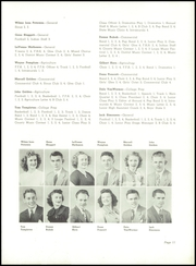 Page 15, 1949 Edition, Broken Bow High School - Warrior Yearbook (Broken Bow, NE) online yearbook collection