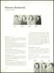 Page 16, 1949 Edition, Broken Bow High School - Warrior Yearbook (Broken Bow, NE) online yearbook collection
