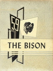 1959 Edition, Central City High School - Bison Yearbook (Central City, NE)