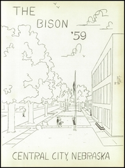 Page 5, 1959 Edition, Central City High School - Bison Yearbook (Central City, NE) online yearbook collection