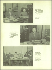 Page 8, 1959 Edition, Central City High School - Bison Yearbook (Central City, NE) online yearbook collection