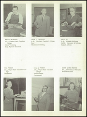 Page 9, 1959 Edition, Central City High School - Bison Yearbook (Central City, NE) online yearbook collection