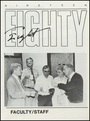 Page 11, 1988 Edition, Central City High School - Bison Yearbook (Central City, NE) online yearbook collection