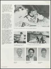 Page 14, 1988 Edition, Central City High School - Bison Yearbook (Central City, NE) online yearbook collection