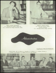 Page 10, 1955 Edition, Gothenburg High School - Swede Yearbook (Gothenburg, NE) online yearbook collection