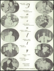 Page 11, 1955 Edition, Gothenburg High School - Swede Yearbook (Gothenburg, NE) online yearbook collection