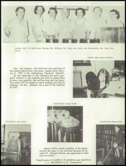 Page 13, 1955 Edition, Gothenburg High School - Swede Yearbook (Gothenburg, NE) online yearbook collection