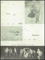 Page 6, 1955 Edition, Gothenburg High School - Swede Yearbook (Gothenburg, NE) online yearbook collection