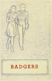 Page 1, 1945 Edition, Valentine High School - Badger Yearbook (Valentine, NE) online yearbook collection