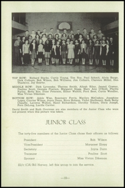 Page 14, 1945 Edition, Valentine High School - Badger Yearbook (Valentine, NE) online yearbook collection