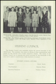 Page 17, 1945 Edition, Valentine High School - Badger Yearbook (Valentine, NE) online yearbook collection