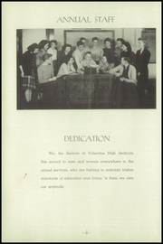 Page 6, 1945 Edition, Valentine High School - Badger Yearbook (Valentine, NE) online yearbook collection