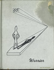 1965 Edition, Schuyler High School - Warrior Yearbook (Schuyler, NE)