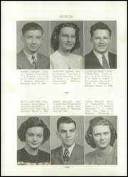 Page 10, 1947 Edition, Ashland High School - Blue Jay Yearbook (Ashland, NE) online yearbook collection