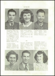 Page 11, 1947 Edition, Ashland High School - Blue Jay Yearbook (Ashland, NE) online yearbook collection