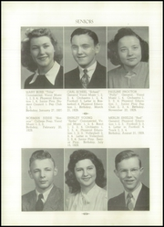 Page 12, 1947 Edition, Ashland High School - Blue Jay Yearbook (Ashland, NE) online yearbook collection