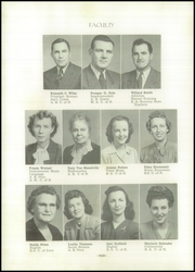 Page 8, 1947 Edition, Ashland High School - Blue Jay Yearbook (Ashland, NE) online yearbook collection