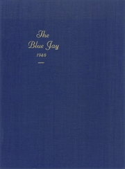 1948 Edition, Ashland High School - Blue Jay Yearbook (Ashland, NE)