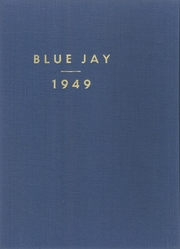1949 Edition, Ashland High School - Blue Jay Yearbook (Ashland, NE)