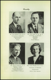 Page 8, 1946 Edition, Wahoo High School - Thunderbird Yearbook (Wahoo, NE) online yearbook collection