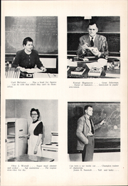 Page 13, 1950 Edition, Wahoo High School - Thunderbird Yearbook (Wahoo, NE) online yearbook collection