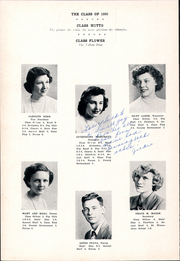 Page 16, 1950 Edition, Wahoo High School - Thunderbird Yearbook (Wahoo, NE) online yearbook collection